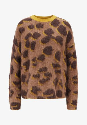 INDIANIS - Sweatshirt - brown