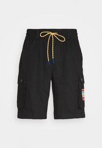 adidas Originals - ADPLR CARGO SPORTS INSPIRED SHORTS - Shorts - black - 3