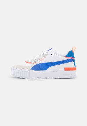 CALI SPORT POP  - Sneakers basse - white/bluemazing/lava blast