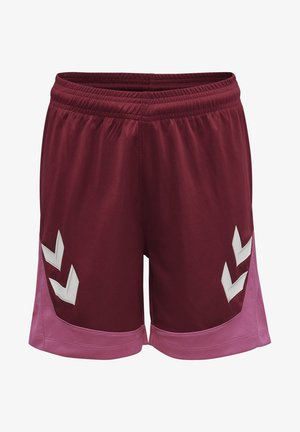 LEAD  - Shorts - biking red
