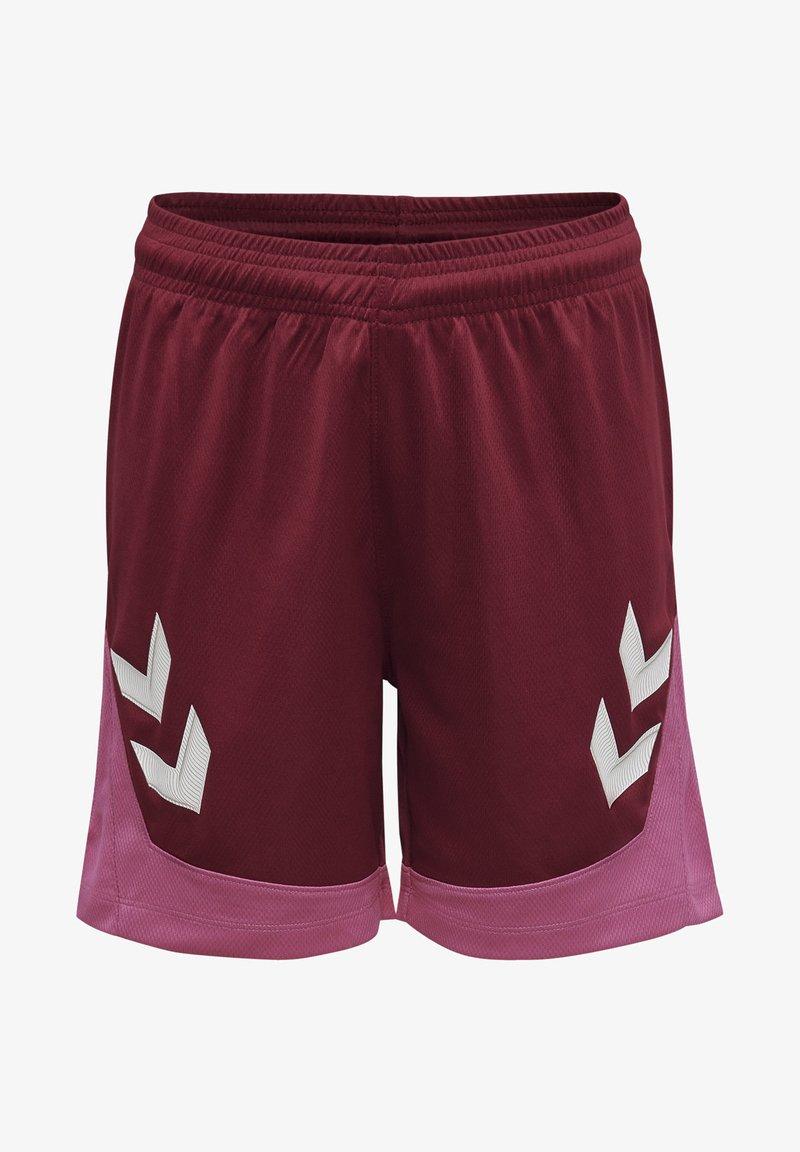 Hummel - LEAD  - Shorts - biking red