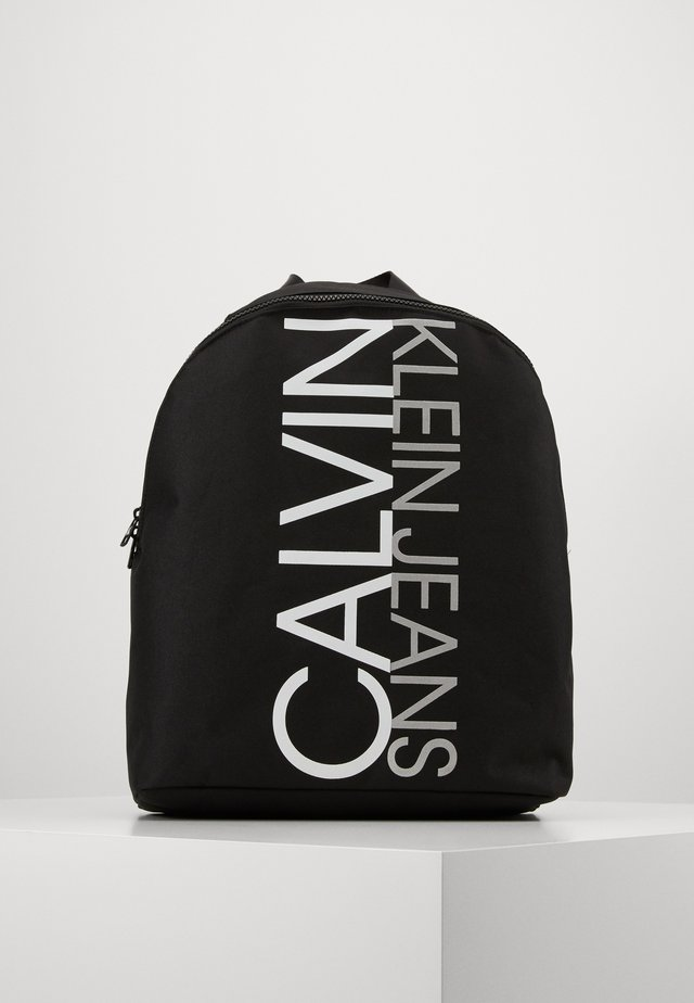 INSTITUTIONAL LOGO BACKPACK - Rygsække - black