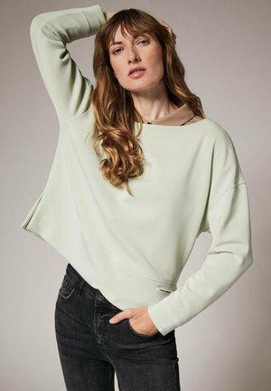 Sweatshirt - misty gree