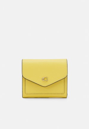 CROSSGRAIN SMALL WALLET - Portefeuille - retro yellow