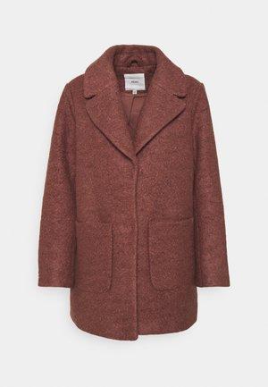IHSTIPA - Halflange jas - marron