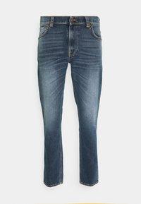 Nudie Jeans - LEAN DEAN - Relaxed fit jeans - blue denim - 3