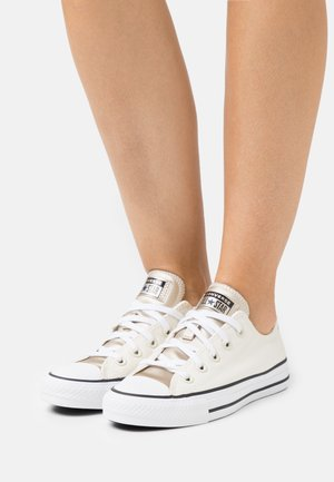 CHUCK TAYLOR ALL STAR MONO - Sneakers laag - egret/light gold/black