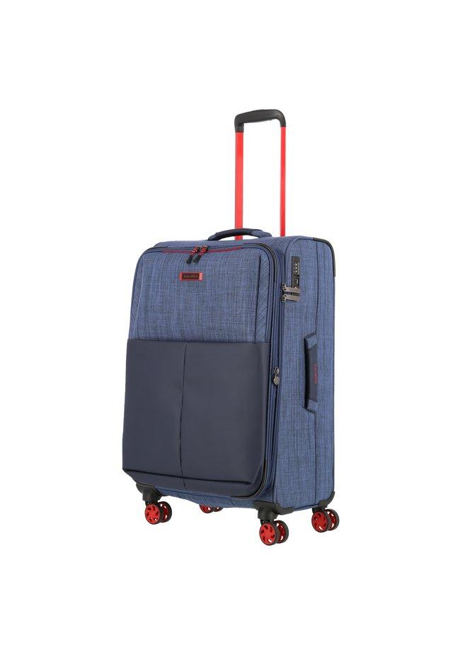 PROOF 68 CM - Wheeled suitcase - marine