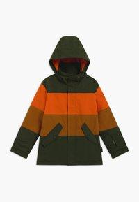 Burton - SYMBOL  - Snowboardová bunda - orangeade - 0