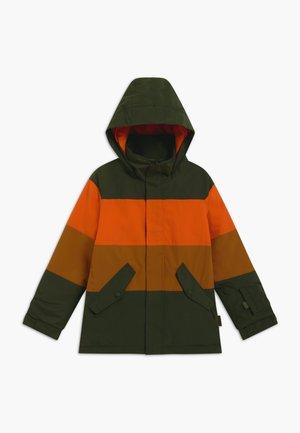 SYMBOL  - Snowboard jacket - orangeade