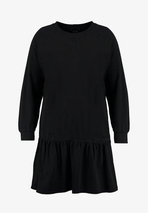 MET RUFFLES - Jumper dress - black
