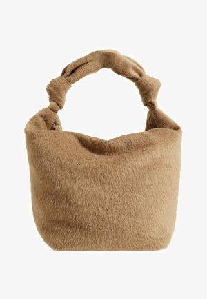 IRINA - Handbag - mittelbraun