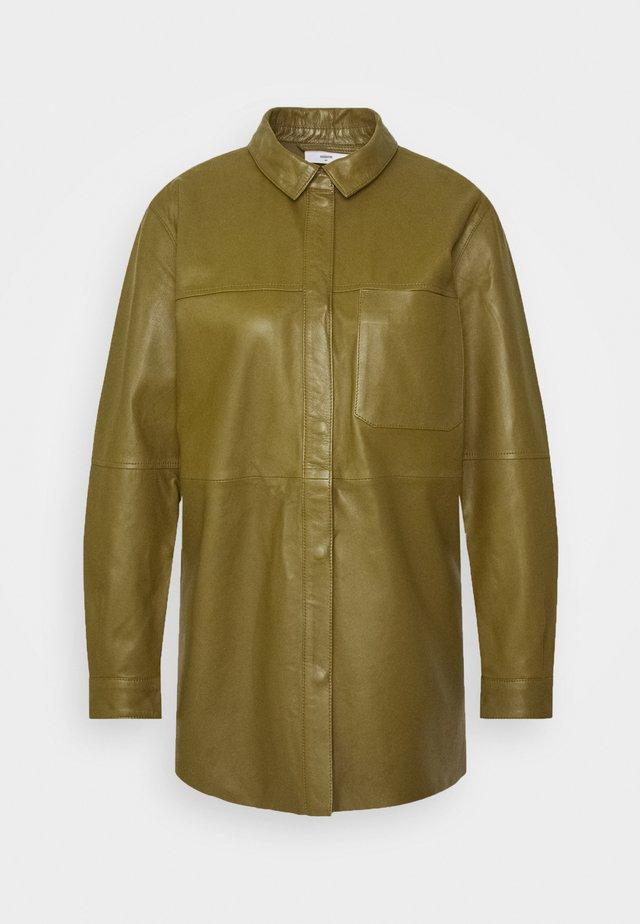 LARKIN LONG SLEEVED - Bluse - fir green