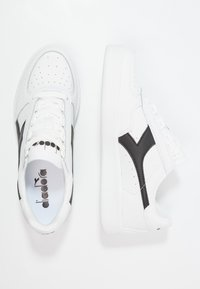 Diadora - B.ELITE - Trainers - white/black - 1