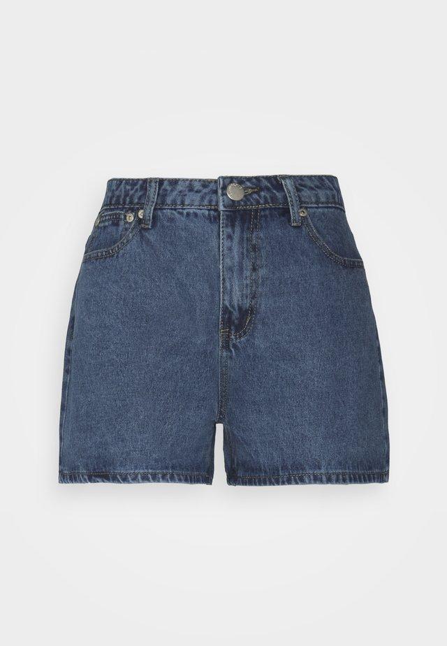 MINI - Jeans Short / cowboy shorts - antique blue