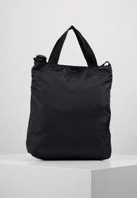 Puma - CORE SEASONAL SHOPPER - Tote bag - black/gold - 2