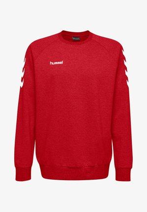 HMLGO  - Sweatshirt - true red