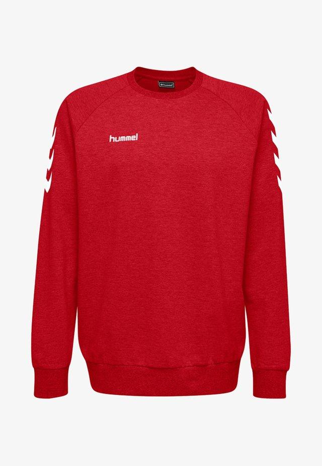 HMLGO  - Sweater - true red