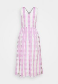 kate spade new york - GINGHAM DRESS - Cocktail dress / Party dress - fresh lilac - 1