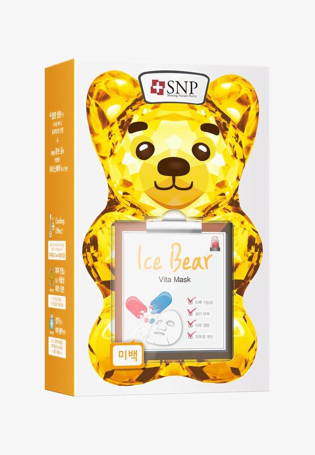 SNP ICE BEAR VITA MASK 10 PACK - Face mask - -