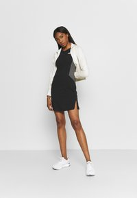 The North Face - CIRCADIAN DRESS - Jersey dress - black - 1