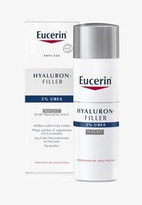 Eucerin - ANTI AGING NACHTPFLEGE HYALURON-FILLER UREA, MILDERT FALTEN - Night care - - - 0