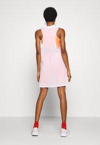 adidas Originals - DRESS - Jersey dress - white - 2