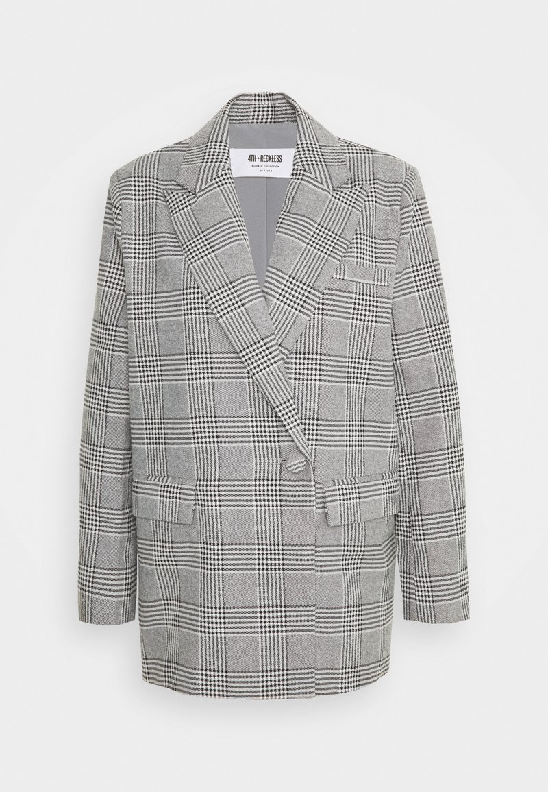 4th & Reckless - CAMILLE - Short coat - grey