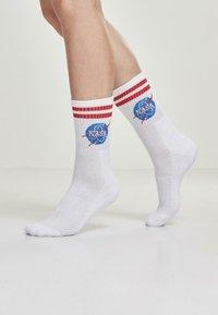 Urban Classics - Socks - white - 2