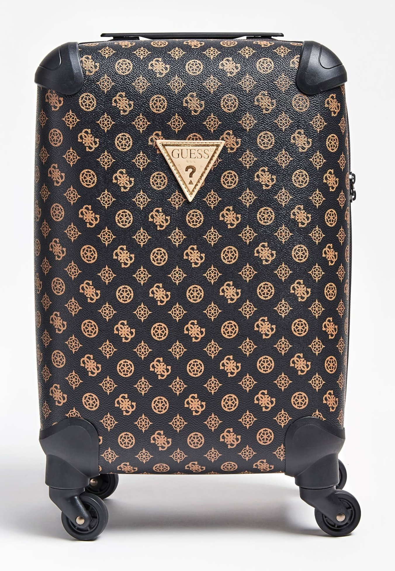 Femme GUESS TROLLEY WILDER LOGO PEONY - Valise à roulettes