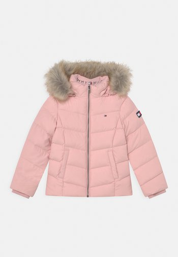 ESSENTIAL - Down jacket - delicate pink