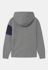 Emporio Armani - EA7 - Hoodie - medium grey melange - 1
