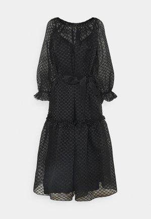DITTANY MEDINI DRESS - Vestido informal - black