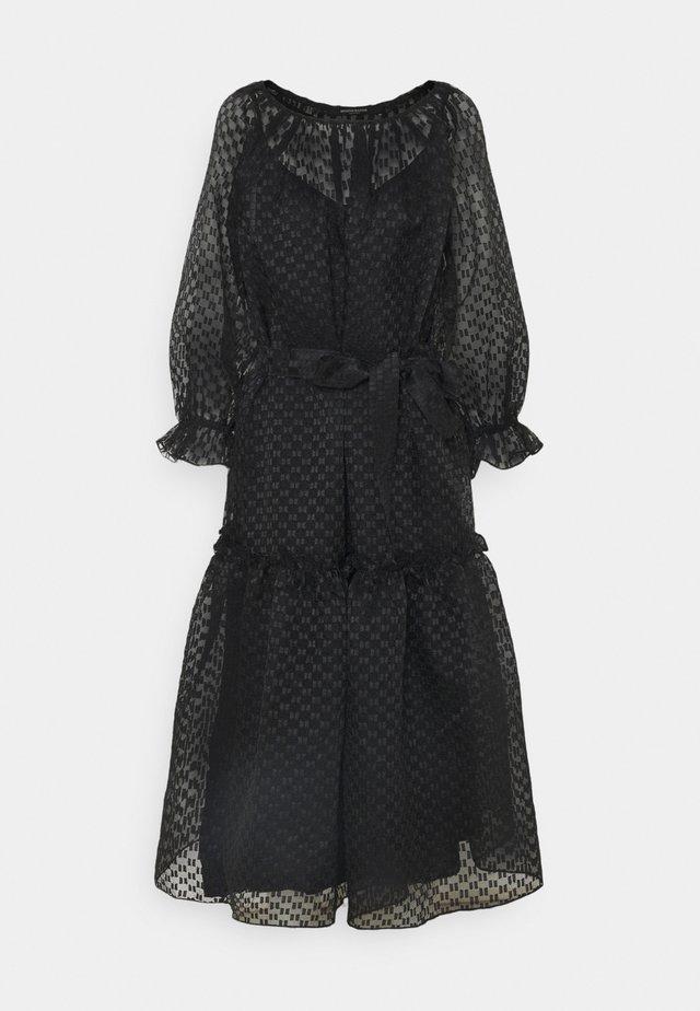 DITTANY MEDINI DRESS - Cocktail dress / Party dress - black