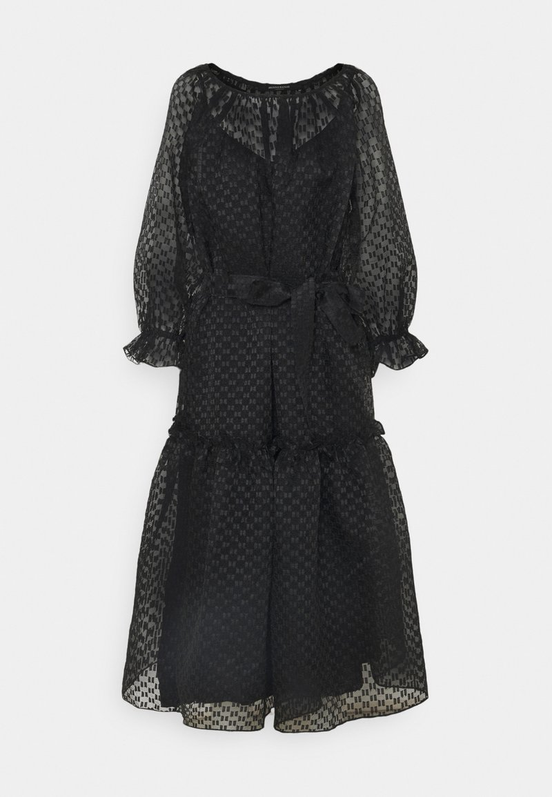 Bruuns Bazaar - DITTANY MEDINI DRESS - Cocktail dress / Party dress - black