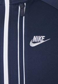 Nike Sportswear - TRIBUTE - Training jacket - midnight navy/white - 6