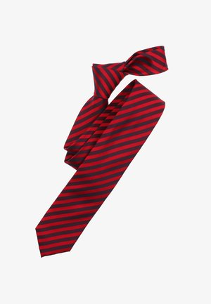 Tie - sattes rot