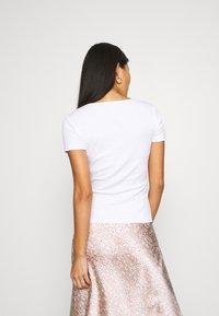 Anna Field - Basic T-shirt - white - 2