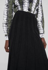 Filippa K - RUBY SKIRT - A-line skirt - black - 4