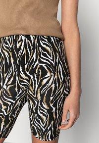 mbyM - EMELIA - Shorts - bella zebra print - 3