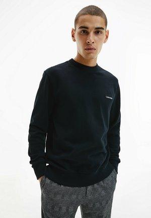 SMALL CHEST LOGO - Sweatshirt - ck black