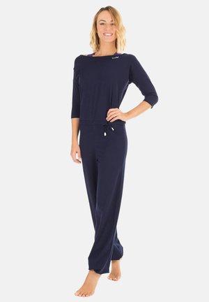 Jumpsuit - night blue