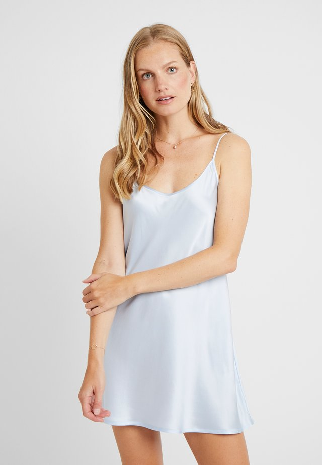 SOTTOVESTE SEMPLICE - Nachthemd - azure