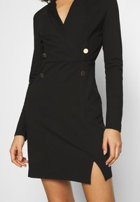 Even&Odd - Shift dress - black - 5