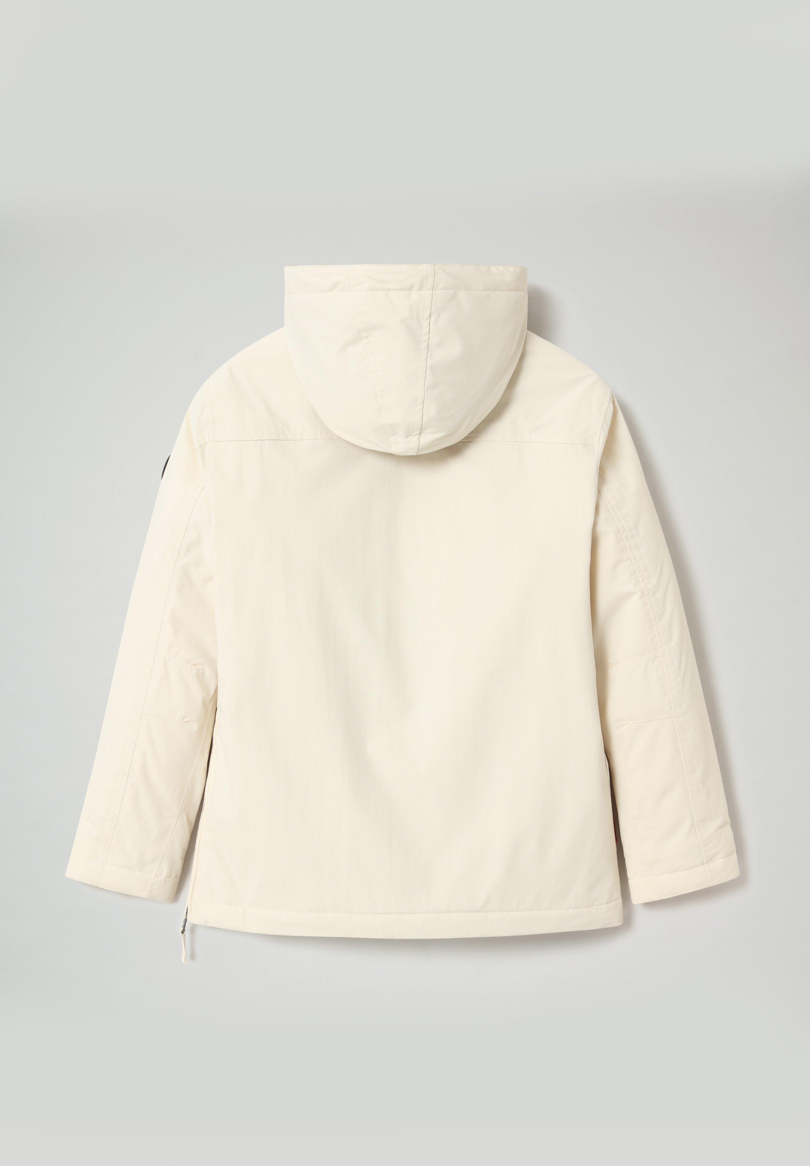 Napapijri RAINFOREST WINTER Übergangsjacke whitecap gray/hellgrau