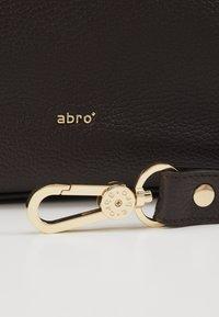 Abro - GUNDA  - Käsilaukku - dark brown - 3