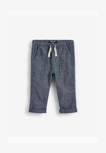 LOOSE FIT UTILITY PULL-ON (3MTHS-7YRS) - Cargobroek - blue