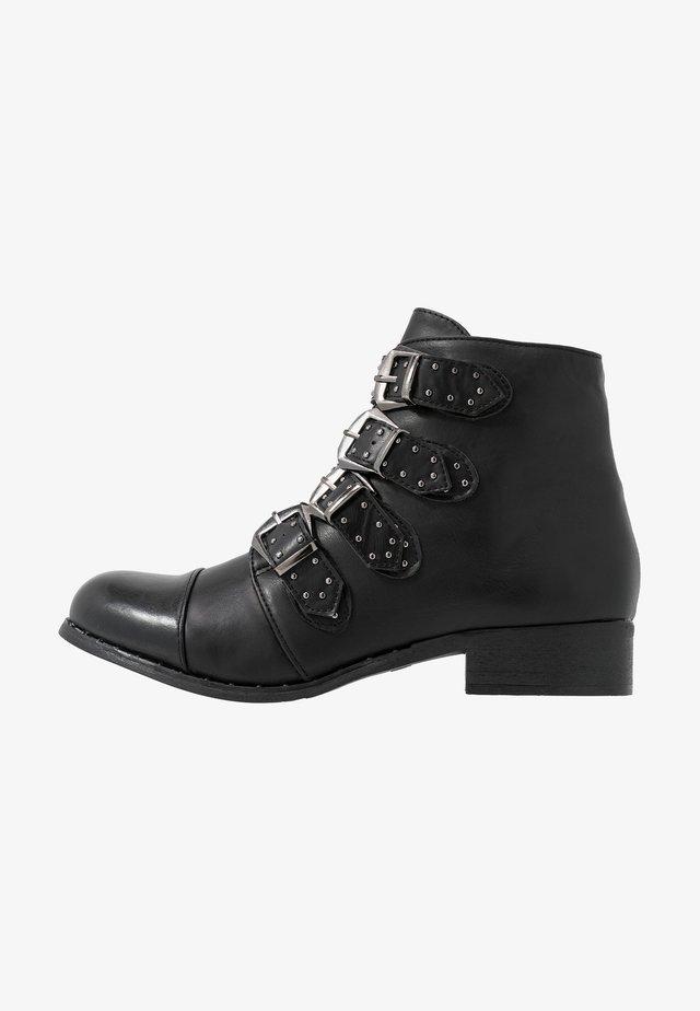 TAMARA - Korte laarzen - black