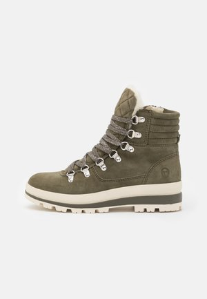 Snowboots  - olive