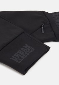 Urban Classics - PERFORMANCE GLOVES LOGO CUFF - Gloves - black - 3
